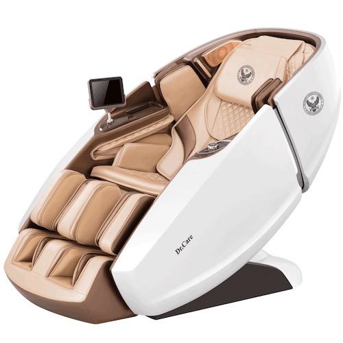 Ghế massage Phi Thuyền Vũ Trụ SS 919X – Màu trắng