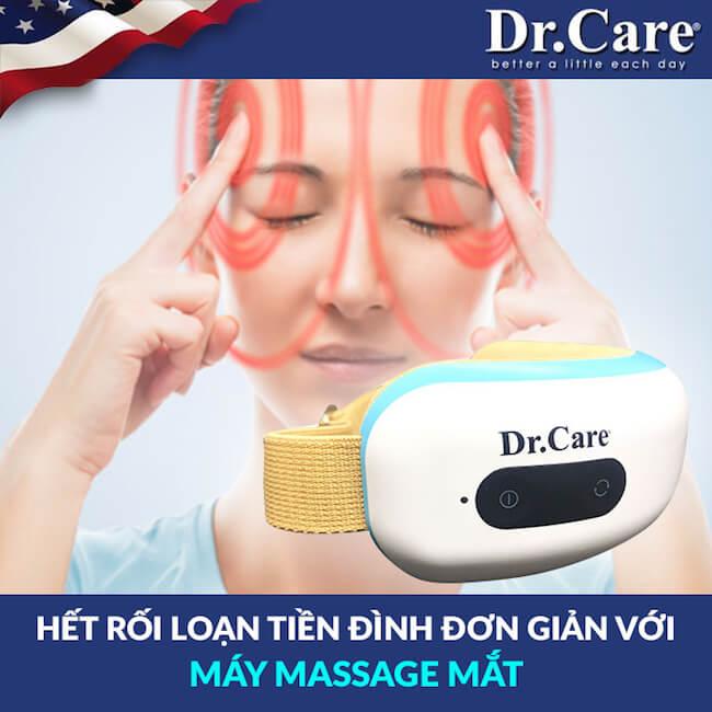 Máy massage Mắt Dr.Care DR-EM 989