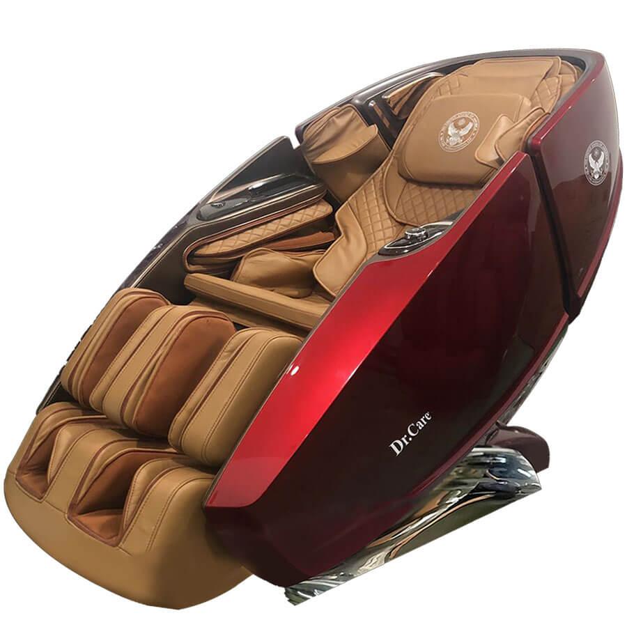 Ghế massage Dr.Care DR-SS 919X có độ bền trên 30 năm, bảo hành 10 năm