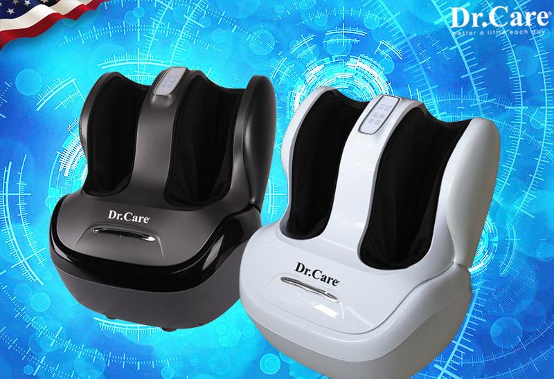 Massage chân FM333 hoàn toàn khác biệt - Đúc nguyên khối và công nghệ phủ sơn cao cấp.