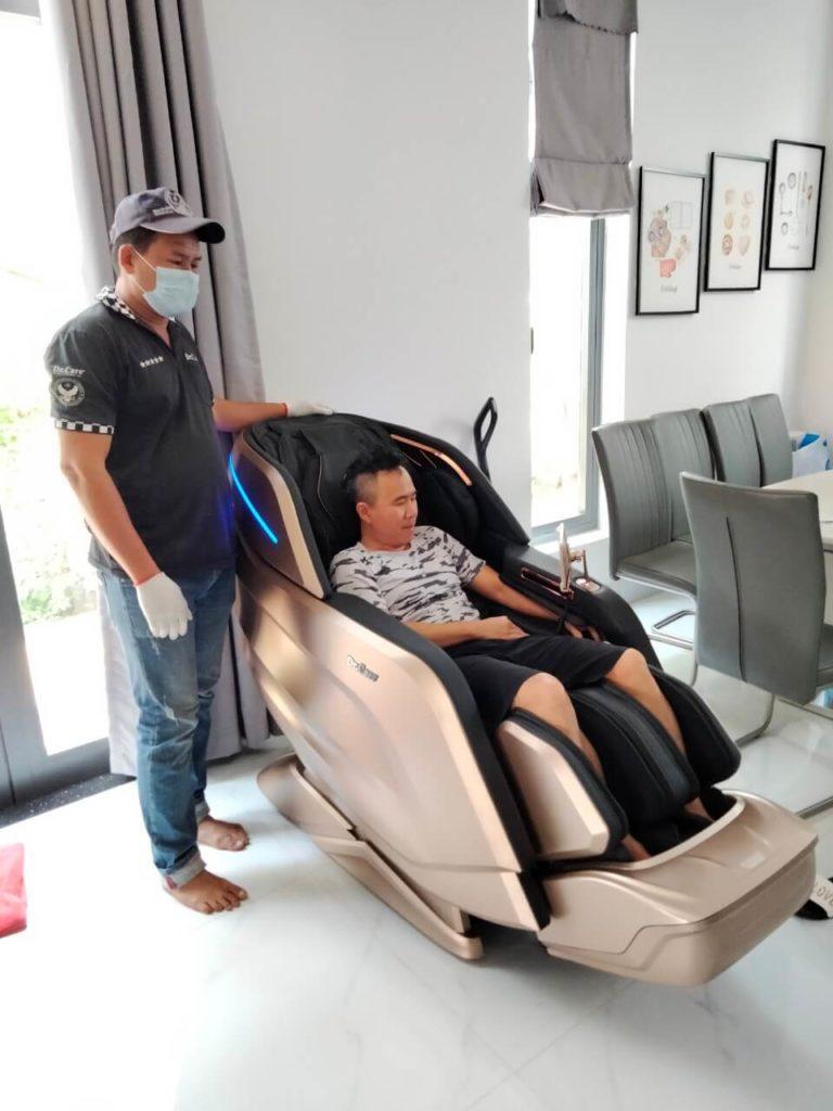 Nên mua ghế massage hãng nào để bạn hài lòng nhất!