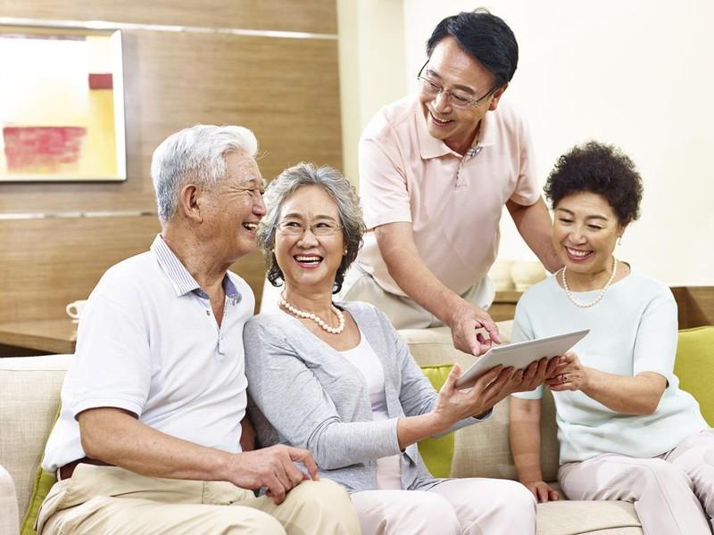 Ghế massage sử dụng cho người già liệu có hiểu quả?