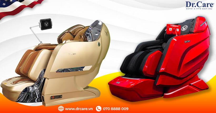 Ghế massage toàn thân ghế mát xa đa năng giống nhau không?